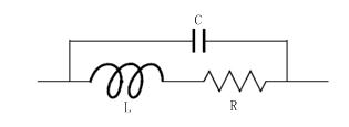 电阻元件等效电路
