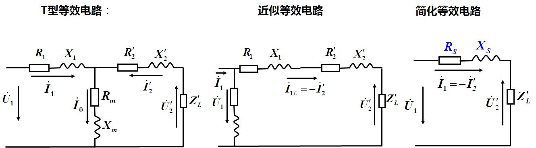 接线方法及选型    电力变压器的短路阻抗在变压器