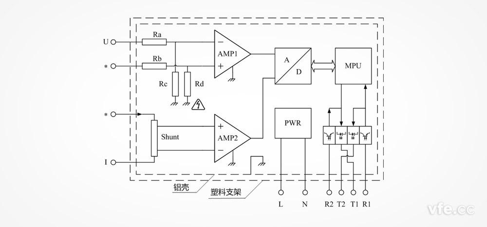 ad转换器将模拟量电压信号变换为数字信号