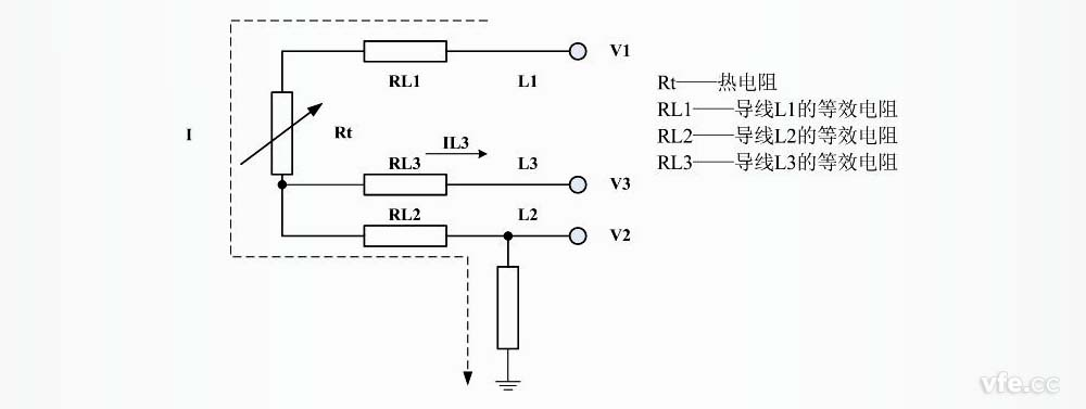 具体接线方法如图2所示