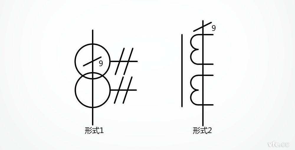 电流互感器符号大全