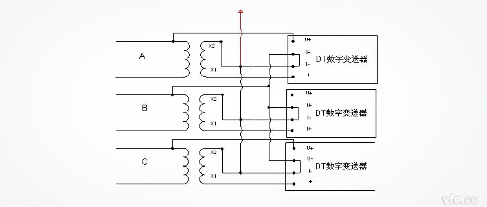 互感器接线原理图2