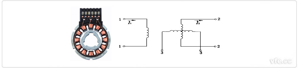 磁阻式旋转变压器