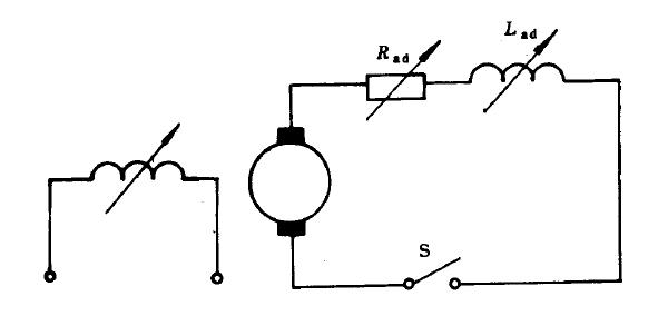 直流电机电枢接线图_直流电机电枢电流变化率测定_湖南银河电气有限公司